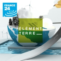 Logo of the podcast ÉLÉMENT TERRE