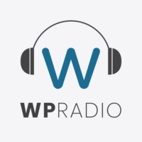 Logo du podcast WordPress Radio