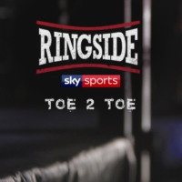 Logo du podcast Ringside Toe2Toe Boxing Podcast