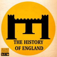 Logo of the podcast 230a The Fall of Anne Boleyn by Claire Ridgway