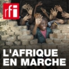 Logo of the podcast L'Afrique en marche