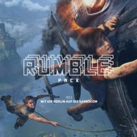 Logo of the podcast Rumble Pack #053 – Mit Air Berlin auf die Gamescom