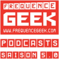 Logo of the podcast GEEK CULTURE show