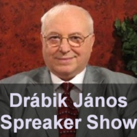 Logo of the podcast Drábik János show