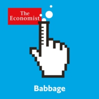 Logo of the podcast Babbage from Economist Radio