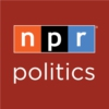 Logo of the podcast NPR Politics Podcast