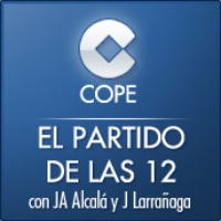 Logo of the podcast Cadena COPE - Podcast de El Partido de las 12