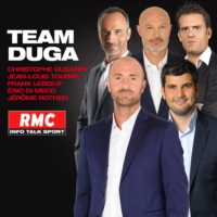 Logo of the podcast RMC - Team Duga