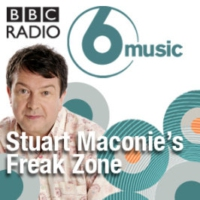 Logo of the podcast BBC 6 music - Stuart Maconie's Freak Zone