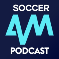 Logo of the podcast Soccer AM Podcast