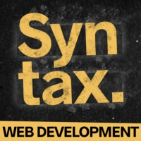 Logo du podcast Syntax - Tasty Web Development Treats