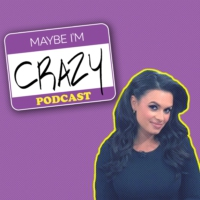 Logo of the podcast Maybe I'm Crazy with Joy Taylor
