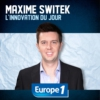 Logo of the podcast Europe 1 - Innovation