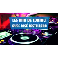 Logo of the podcast Les Mix de Contact Special Clubbing part 2 (05/06/15)