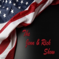 Logo of the podcast The Jenn and Rick Show