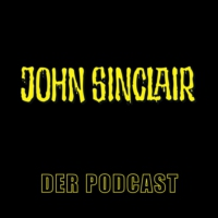 Logo of the podcast DER JOHN SINCLAIR PODCAST - APRIL 2017