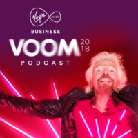 Logo of the podcast VOOM Podcast