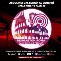 Logo du podcast Radio Reggaeton Roma