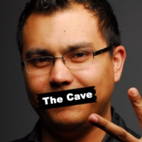 Logo of the podcast The Cave - 08.10.15