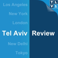 Logo of the podcast Tel Aviv Review