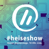 Logo du podcast #heiseshow (Audio)