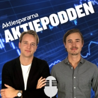 Logo of the podcast Aktiepodden