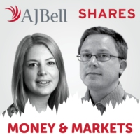 Logo of the podcast AJ Bell Money & Markets