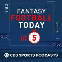 Logo du podcast Fantasy Football Today in 5