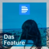 Logo of the podcast Das Feature - Deutschlandfunk
