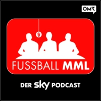 Logo of the podcast FUSSBALL MML - Der Sky Podcast