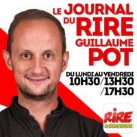 Logo du podcast Le Journal du rire du 17 janvier 2018