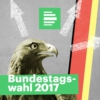 Logo of the podcast Bundestagswahl - Deutschlandfunk Nova