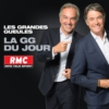 Logo of the podcast La GG du jour
