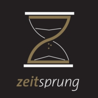 Logo of the podcast Zeitsprung