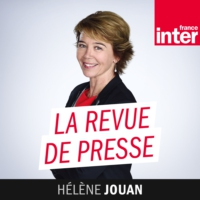 Logo of the podcast La revue de presse, assurée par Agnès Soubiran