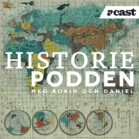 Logo of the podcast Historiepodden