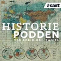 Logo du podcast Historiepodden