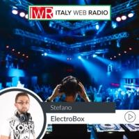 Logo of the podcast ElectroBox con DJ Steve