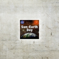 Logo of the podcast Sun-Earth Day Highlights: Interview with