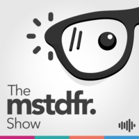 Logo of the podcast The Mstdfr Show | بودكاست مستدفر