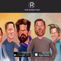 Logo du podcast The Rugby Pod Episode 16 - '80 Minute Man'