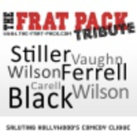 Logo of the podcast The Frat Pack Tribute: Saluting Hollywood's Comedy Clique