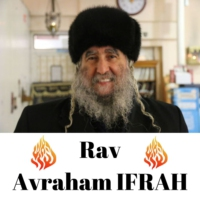 Logo of the podcast Rav Avraham IFRAH