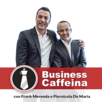 Logo of the podcast BUSINESS CAFFEINA