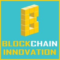 Logo of the podcast Blockchain Innovation: Interviewing The Brightest Minds In Blockchain