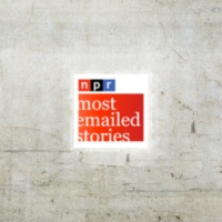 Logo of the podcast NPR: Most E-Mailed Stories Podcast
