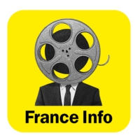 Logo of the podcast France Info cinéma 13.07.2014