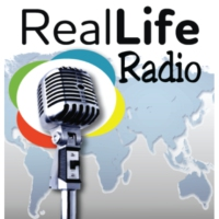 Logo du podcast The RealLife English Podcast