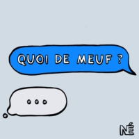 Logo of the podcast Quoi de Meuf