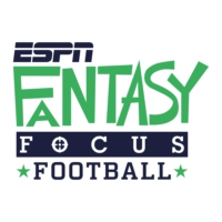 Logo of the podcast ESPN - Fantasy Focus Football